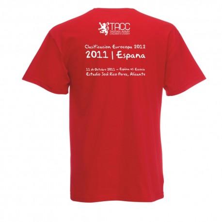 TACC - Spain T-Shirt - Euro 2012