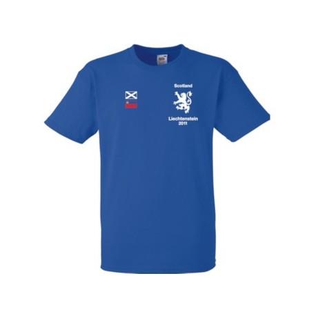 TACC - Liechtenstein T-Shirt - Euro 2012