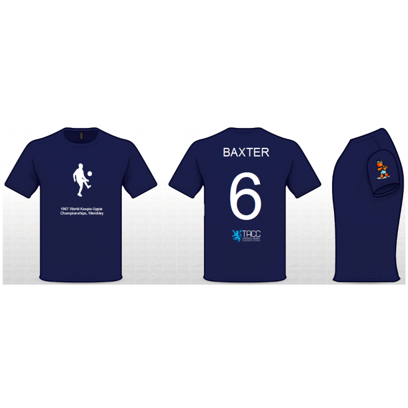 Wembley Game T Shirt Tacc Shop