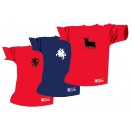 TACC - Euro 2012 Triple T-Shirt Pack